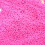 Pharma pellets made with Caleva laboratory equipment